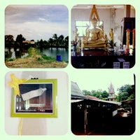 Photo taken at วัดวังอ้ายเนื้อ by TIPZA on 7/31/2012