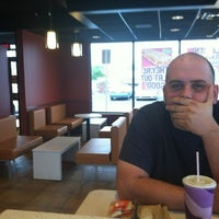 Photo taken at Taco Bell by Aaron K. on 11/13/2011