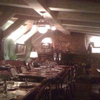 Photo taken at Ludwig Restaurant by Vittoria V. on 7/20/2011