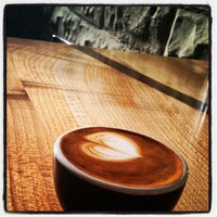 Photo taken at Flying Goat Coffee by Kevin R. on 10/24/2011