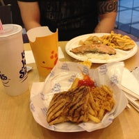Photo taken at Long John Silver's by Kym M. on 3/25/2012