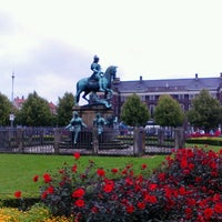 Photo taken at Kongens Nytorv by Can S. on 8/27/2011