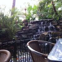 Photo taken at Tahitian Inn Cafe by Nancy W. on 5/14/2011