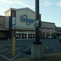 Photo taken at Kroger by Delicia P. on 1/23/2012