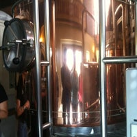 Photo taken at Hyde Park Brewing Co. by Angie N. on 4/14/2012