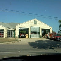Photo taken at Burnet Fire Station #2 by Jerry Don O. on 5/2/2012