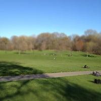 Photo taken at Prospect Park Picnic House by Toby V. on 4/4/2012