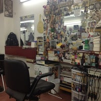 Photo taken at Astor Place Hairstylists by Tom S. on 8/5/2012