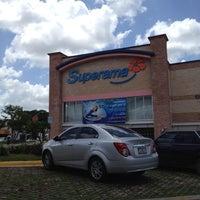 Photo taken at Superama by Jim M. on 6/29/2012