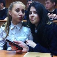 Photo taken at Учебный экипаж by Артем М. on 3/30/2012