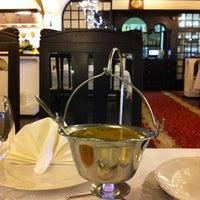 Photo taken at Restaurant Vatra Neamului by Sorin B. on 3/4/2011