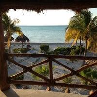 Photo taken at Hotel Villas Flamingos by Matias R. on 3/31/2012