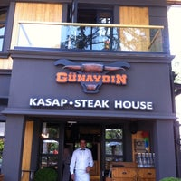 Photo taken at Günaydın Kasap & Steakhouse by Marusa a. on 6/2/2012