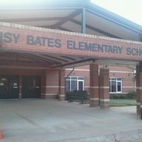 Photo taken at Daisy Bates Elementary by Staci C. on 9/27/2011