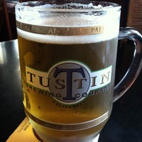 Photo taken at Tustin Brewing Company by Thomas P. on 6/26/2011