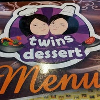 Photo taken at Twins Dessert by Celine L. on 11/18/2011