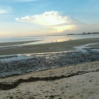 Photo taken at Pantai Cahaya Negeri (Beach) by Siti Nooraminah R. on 12/3/2011