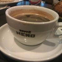 Photo taken at Caffè Nero by Dean J. on 10/17/2011