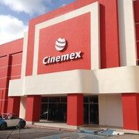 5/27/2012 tarihinde Rene R.ziyaretçi tarafından Cinemex'de çekilen fotoğraf