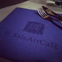 Foto scattata a Il Sale Art Café da Olya S. il 8/26/2012