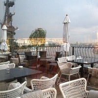 Снимок сделан в Ресторан & Lounge «Река» пользователем Elena E. 6/19/2012