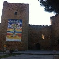 Photo taken at Castillo De Valdecorneja by Juan A. J. on 7/17/2012