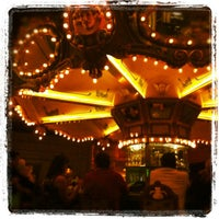 Photo taken at The Carousel Bar & Lounge by Kelsey B. on 7/16/2012