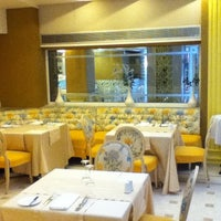 Photo taken at Airotel Stratos Vassilikos Hotel by Sabine W. on 6/12/2011