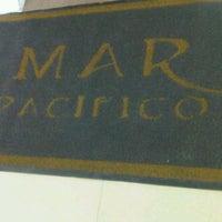 Photo taken at C.C. Mar Pacifico by Katiuska C. on 1/31/2012