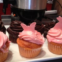 Photo taken at One Cup Two Cupcakes by onecuptwocupcakes on 8/17/2012