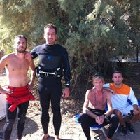 Photo taken at Paul - Surf Club by Christos P. on 10/2/2011