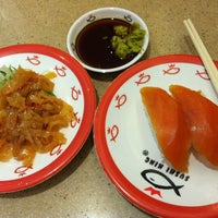 Photo taken at Sushi King by Cherry Y. on 1/2/2012