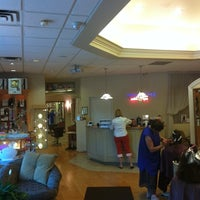 Photo taken at Panache Salon and Spa by Jim F. on 7/28/2011