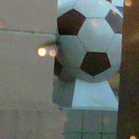 Photo taken at stadium ipoh by Kamarul E. on 2/23/2011