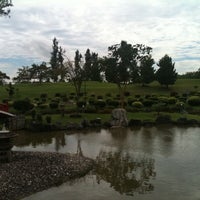 Photo taken at Japanese Garden Rest House by Glenda C. on 11/5/2011
