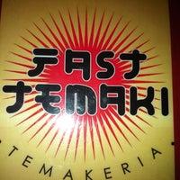 Photo taken at Fast Temaki by vitor v. on 11/21/2011