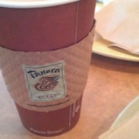 Photo taken at Panera Bread by Josh P. on 10/15/2011