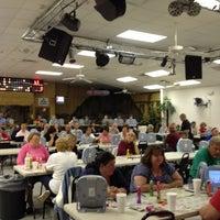 Photo taken at Cave Run Bingo Hall by Bill R. on 6/1/2012