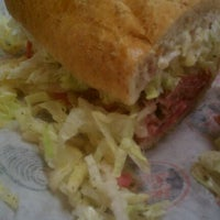 Photo taken at Jersey Mike's Subs by Robert M. on 1/3/2011