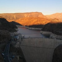 Photo taken at Lake Mead Overlook by Sheikh Aidil A. on 12/28/2011