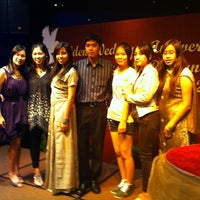 Photo taken at Greens III@ Tropicana Golf & Country Club by Ong on 9/2/2012