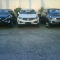 Photo taken at KIA showroom PT.Pratama Transindo by ardha n. on 5/13/2012