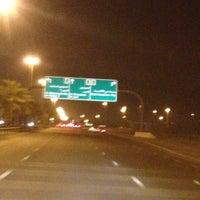 Photo taken at Al Khawaneej Road by Abdulla B. on 7/1/2012