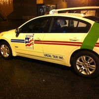 Photo taken at New Taxi Pool by Larry M. on 10/20/2011