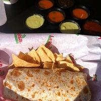 Photo taken at La Salsa Fresh Mexican Grill by Ellizabeth C. on 11/9/2011