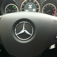 Photo taken at Mercedes-Benz of San Antonio by Isaiah R. on 5/11/2012