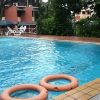 Photo taken at Swimming Pool by C♔itlin on 5/29/2011