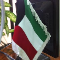 Photo taken at Kuwaiti Embassy by Nawaf A. on 6/21/2011