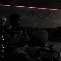 Photo taken at Hookah Nite Cafe by Siddharth Y. on 12/31/2011