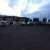 Photo taken at Camps De Gitans by Pierre L. on 11/5/2011